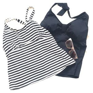 LANDS' END TANKINI TOPS